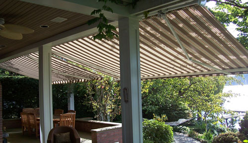 Bellevue Retractable Awning