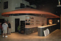 Dramatic Interior Presentation - Ste. Michelle Winery